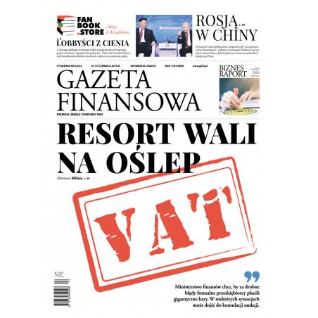 Gazeta Finansowa 24_25/2019