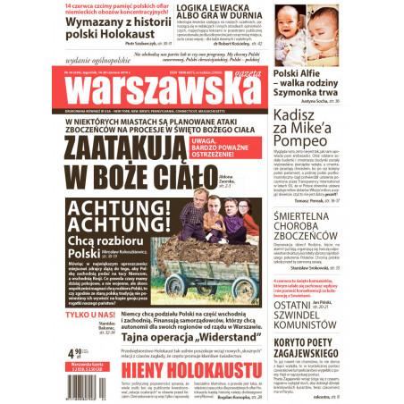 Warszawska Gazeta 24/2019