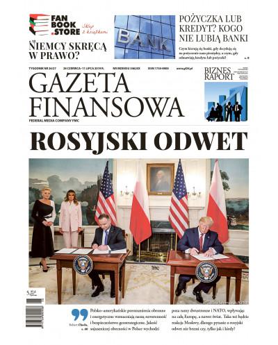 Gazeta Finansowa 26_27/2019