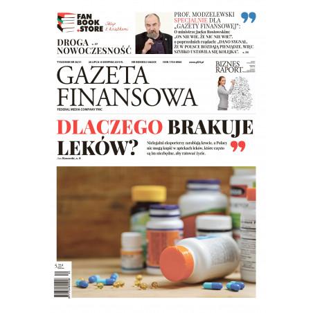 Gazeta Finansowa 30_31/2019