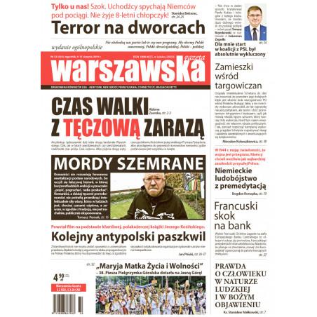 Warszawska Gazeta 32/2019