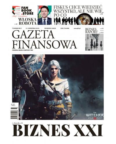 Gazeta Finansowa 37/2019