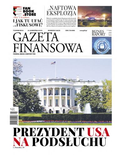Gazeta Finansowa 38/2019