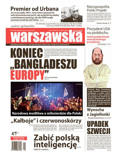 Warszawska Gazeta 38/2019