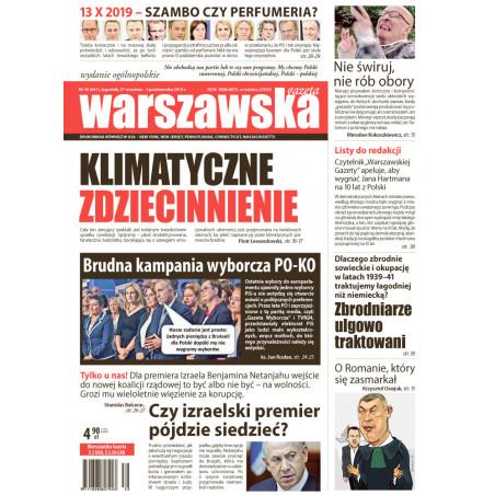 Warszawska Gazeta 39/2019