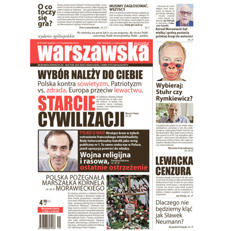 Warszawska Gazeta 41/2019
