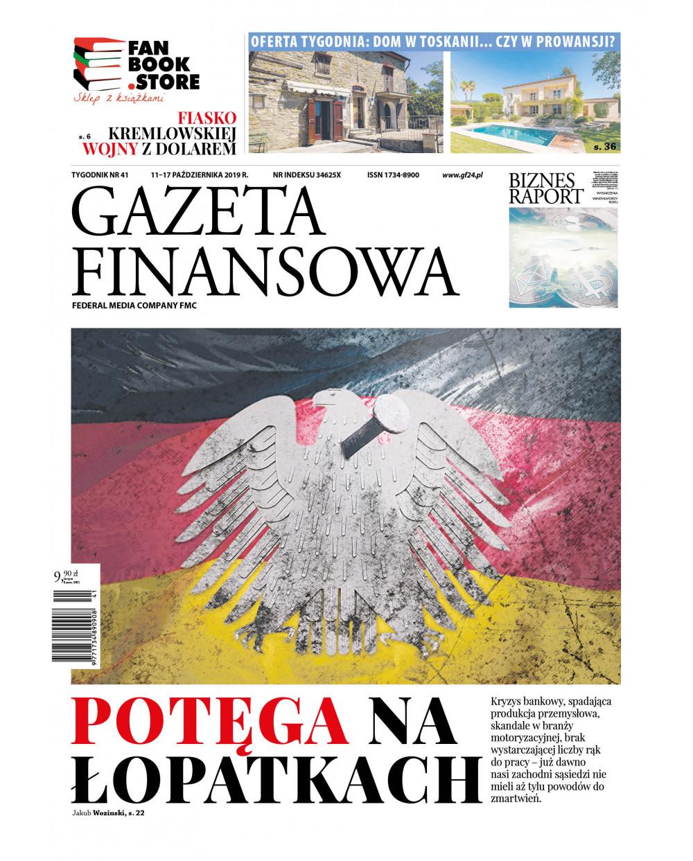 Gazeta Finansowa 41/2019