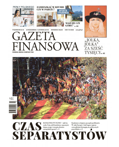 Gazeta Finansowa 43_44/2019