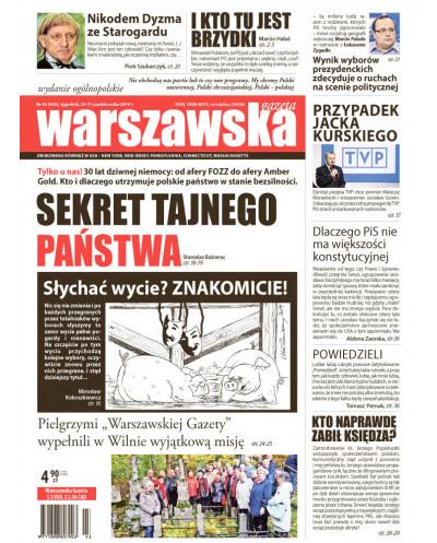 Warszawska Gazeta 43/2019