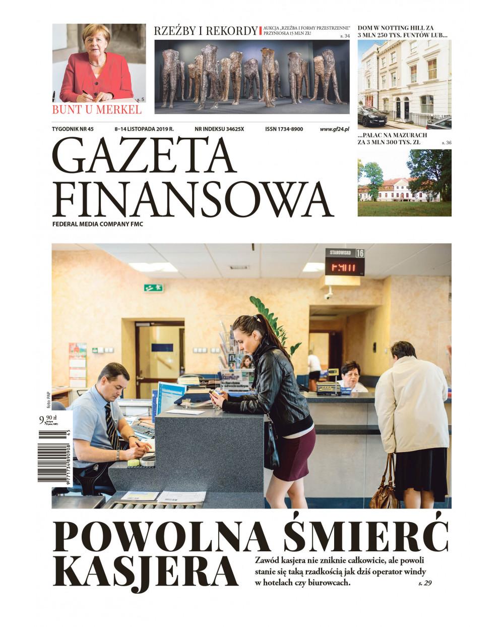 Gazeta Finansowa 45/2019