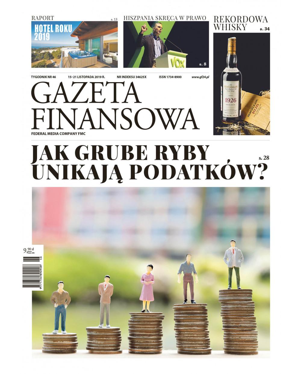 Gazeta Finansowa 46/2019
