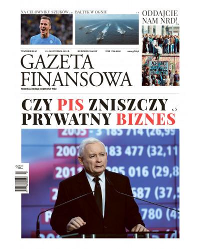 Gazeta Finansowa 47/2019