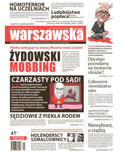 Warszawska Gazeta 49/2019