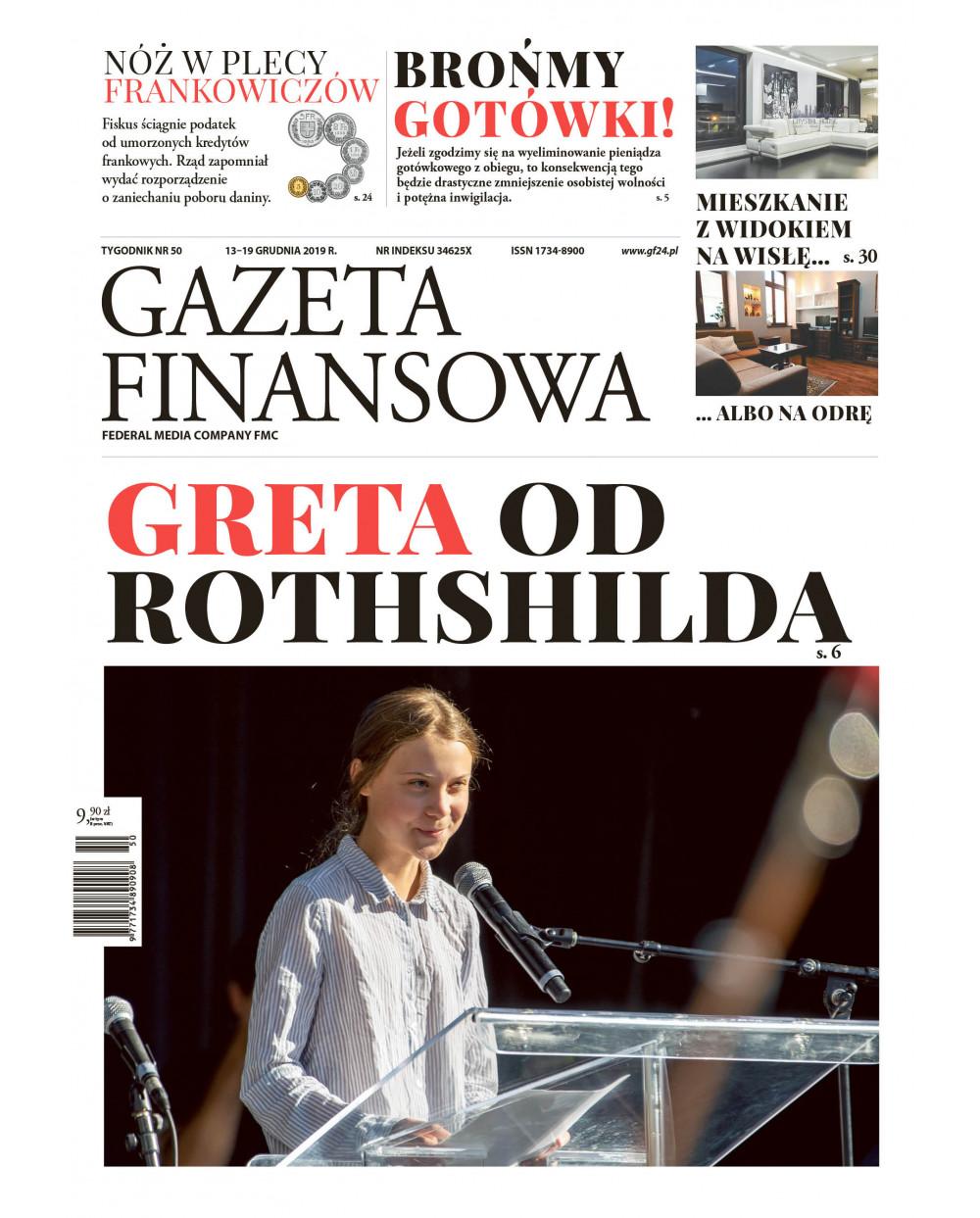 Gazeta Finansowa 50/2019