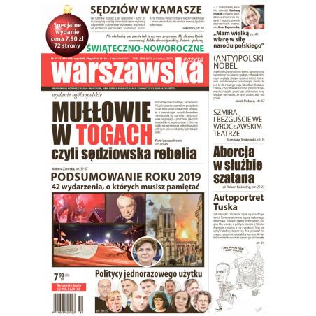 Warszawska Gazeta 51-52/2019