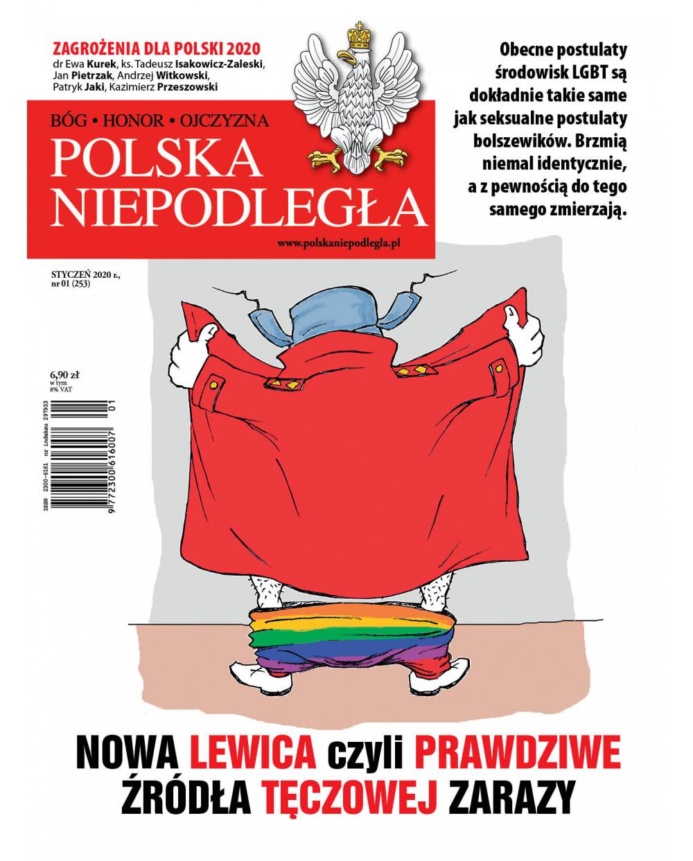 Polska Niepodległa 01/2020