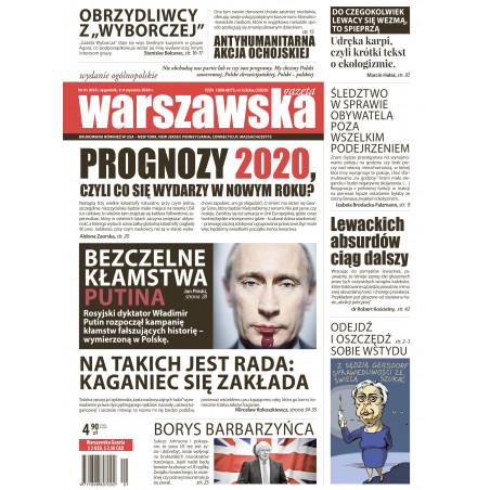 Warszawska Gazeta 01/2020
