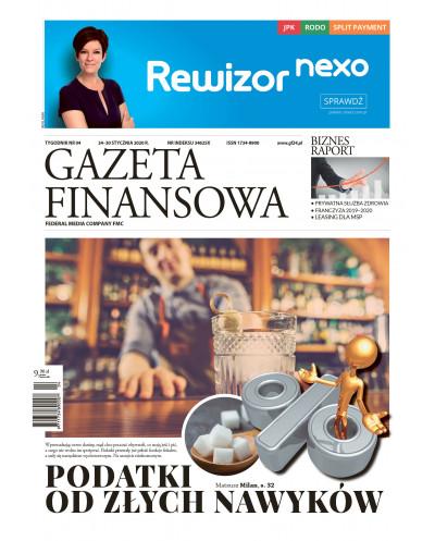 Gazeta Finansowa 04/2020