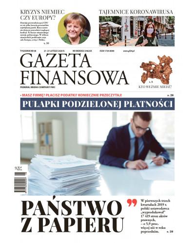 Gazeta Finansowa 08/2020