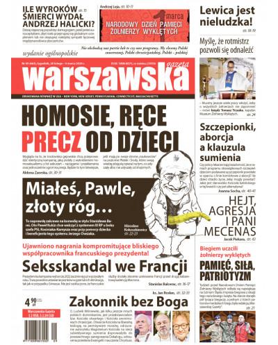 Warszawska Gazeta 09/2020