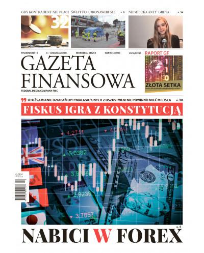 Gazeta Finansowa 10/2020