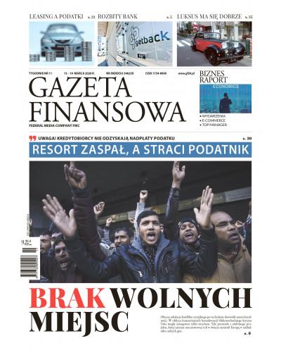 Gazeta Finansowa 11/2020