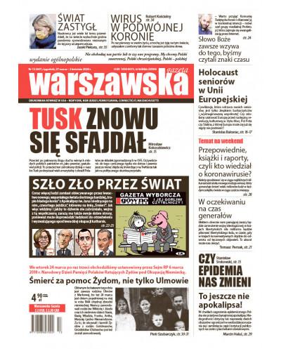 Warszawska Gazeta 13/2020