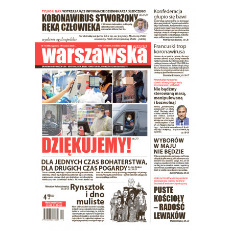 Warszawska Gazeta 14/2020