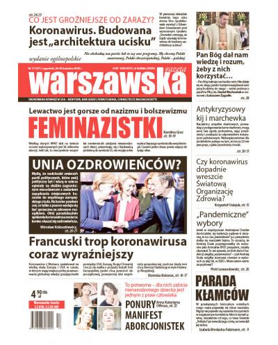 Warszawska Gazeta 17/2020
