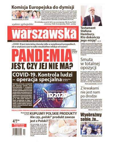 Warszawska Gazeta 19/2020