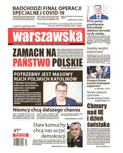 Warszawska Gazeta 20/2020