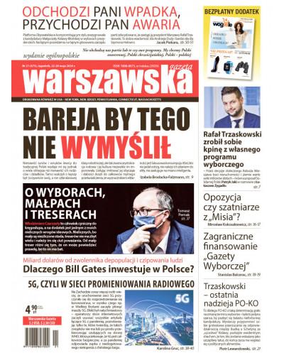Warszawska Gazeta 21/2020