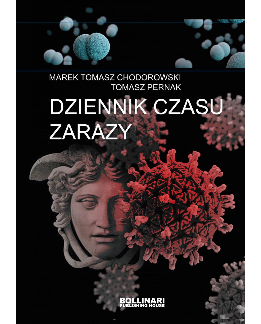 Tomasz Pernak - Dziennika czasu zarazy - eBOOK