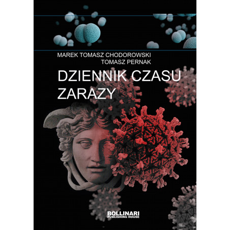 Tomasz Pernak - Dziennik czasu zarazy - eBOOK