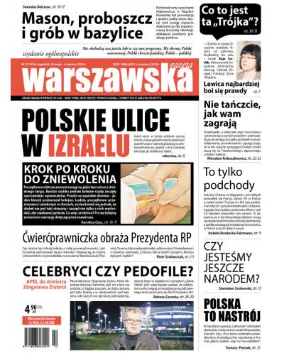 Warszawska Gazeta 22/2020