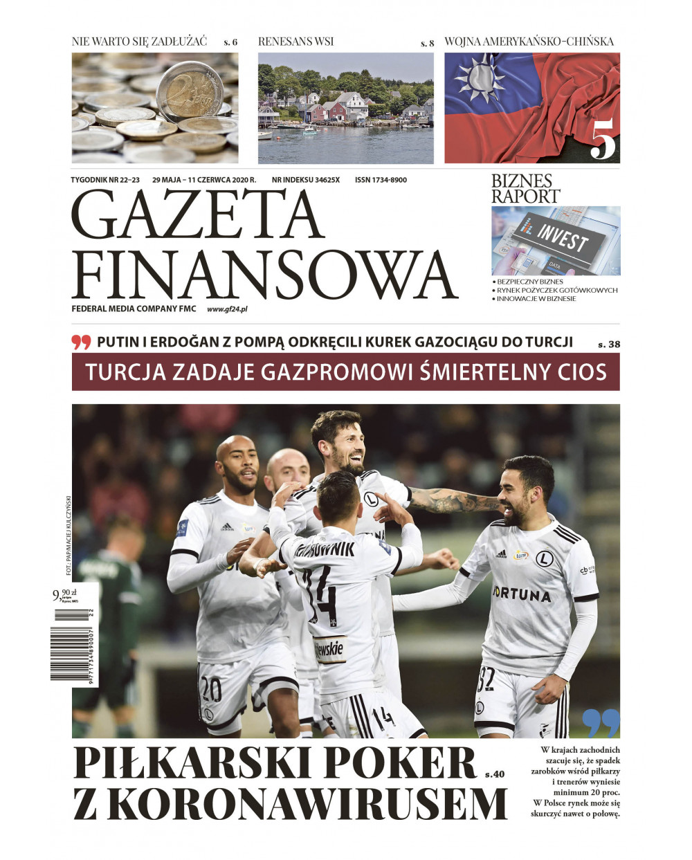 Gazeta Finansowa 22-23/2020