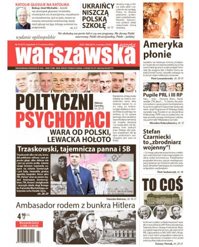 Warszawska Gazeta 23/2020