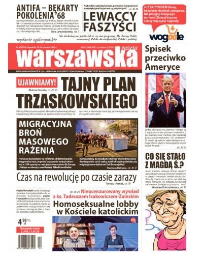 Warszawska Gazeta 24/2020