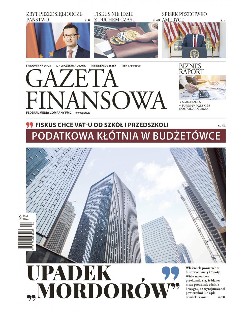 Gazeta Finansowa 24-25/2020