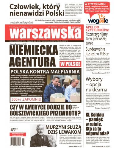Warszawska Gazeta 25/2020