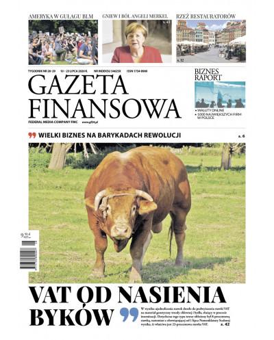 Gazeta Finansowa 28-29/2020