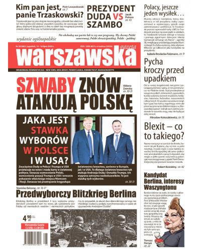 Warszawska Gazeta 28/2020
