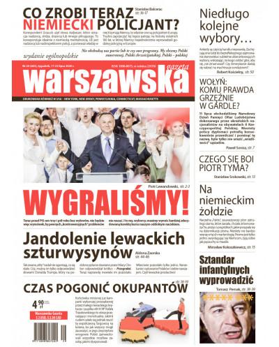 Warszawska Gazeta 29/2020