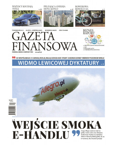 Gazeta Finansowa 30-31/2020