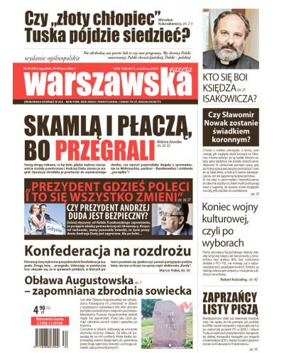 Warszawska Gazeta 30/2020