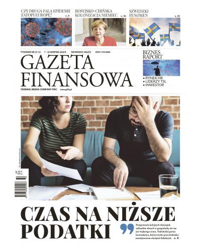 Gazeta Finansowa 32-33/2020