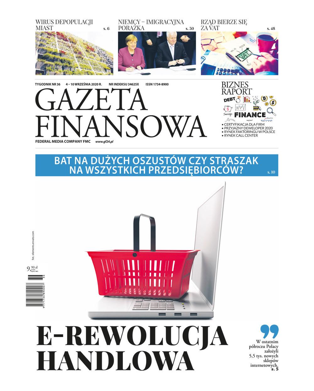 Gazeta Finansowa 36/2020