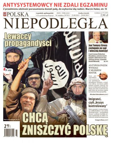 Polska Niepodległa 37/2015