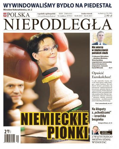 Polska Niepodległa 38/2015