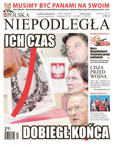 Polska Niepodległa 41/2015